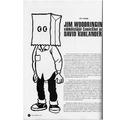 SI100 Jim Woodringin sähköistäjät ComicChat ja David Kurlander