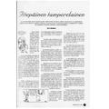 SI100 Ittepäinen tamperelainen