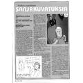 SI105 Kaiken maailman sarjakuvatuksia