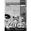 SI105 Projekti Sarjakuvakaupunki