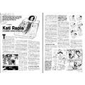 SI110 Kati Rapia ja lonkalta vedetyt sarjakuvat