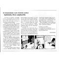 SI111 Ei teurastusta vaan elämää varten - Syöttösika lihoo sarjakuvilla