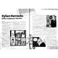 SI114 Dylan Horrocks tahtoo sarjakuvan Tolstoiksi
