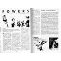 SI117 Powers - supersankareita ruumishuoneella