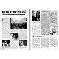 SI118 To BD or not to BD? - Ensikertalaisena Angoulêmessa