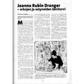 SI120 Joanna Rubin Dranger - arkojen ja estyneiden äänitorvi
