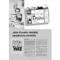 SI124 John Kovalic räätälöi sarjakuvia nörteille