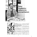 SI124 Peter Snejbjerg - valtavirran ammattilainen