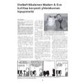 SI127 Eteläafrikkalainen Madam & Eve kutittaa kevyesti yhteiskunnan kipupisteitä