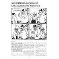 SI128 Suomalaisen Sarjakuvan Kellastumatonta Historiaa
