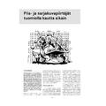 SI130 Pila- ja sarjakuvapiirtäjät tuomiolla kautta aikojen