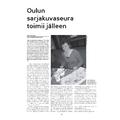 SI133 - Oulun sarjakuvaseura toimii jälleen
