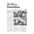 SI133 - Puhdasta magiaa - Alan Moore Promethea