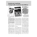 SI135 - Sarjakuva kuplintaa Tampereella ja Turun sarjakuvakerho palaa