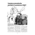 SI136 Sarjakuvamatkalla jossakin Suomessa 2007