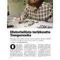 SI151 Historiallista tarkkuuta Tampereella
