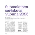 SI153 Suomalainen sarjakuva vuonna 2025