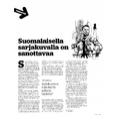 SI153 Vieraskynä: Suomalaisella sarjakuvalla on sanottavaa