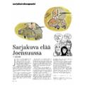 SI153 Sarjakuvakaupunki: Sarjakuva elää Joensuussa