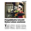 SI154 Uutisruutu: Puupäähattu toteutti Kaisa Lekan unelman