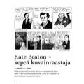 SI154 Kate Beaton – kepeä kuvainraastaja