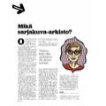 SI154 Vieraskynä: Mikä sarjakuva-arkisto?