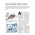 SI155 Ami Hauhio 100 vuotta
