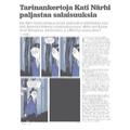 SI156 Tarinankertoja Kati Närhi paljastaa salaisuuksia