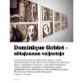 SI157 Dominique Goblet – alitajunnan valistaja
