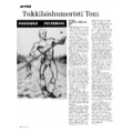 SI157 Arviot: Tukkilaishumoristi Tom