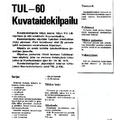 SI22 TUL-60 Kuvataidekilpailu