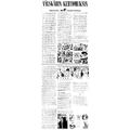 SI26 Välskärin kertomuksia viimeinen luku: Kari Aunuksen rintamalla