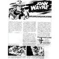 SI26 John Wayne sarjakuvasankarina
