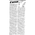 SI30 J'accuse