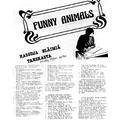 SI33 Funny animals hassuja eläimiä Tanskasta