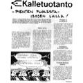 SI48 Sarjainfo esittää, Kalletuotanto