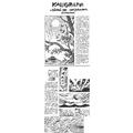 SI57 Kalligrafia - tärkeä osa sarjakuvan ilmaisua
