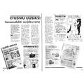 SI70 Etusivu uusiks! - sanomalehti sarjakuvana