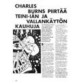 SI71 Charles Burns Piirtaa