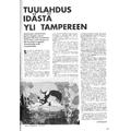 SI71 Tuulahdus Idästä Yli Tampereen