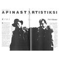 SI73 Apinasta artistiksi - Kivi meets Petri Hiltunen