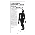 SI74 Feminismin ryppyotsaisuus siliää sarjakuvalla