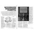 SI77 Modernien mestarien puhetta
