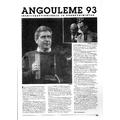 SI78 Angoulême 93 - indentiteettikriisejä ja suhdetoimintaa