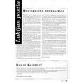 SI79 Lukijan postia Mestareista Mestaajiksi