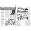 SI80 Pilipino komiks - sarjakuvaa Filippiineiltä