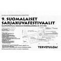 SI829 Suomalaiset Sarjakuvafestivaalit