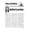 SI84 Aku Ankka, USA:n perustuslaki ja John Locke
