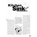 SI87 Kitchen Sink ponnistaa maan alta valkokankaalle