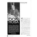 SI89 Don Rosa - Kaikkien aikojen ankkafani